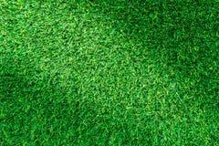 Τεχνητή πράσινη σύσταση χλόης ή πράσινο υπόβαθρο χλόης για το σχέδιο Στοκ Εικόνες