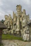 Τεχνητοί βράχοι Στοκ φωτογραφία με δικαίωμα ελεύθερης χρήσης