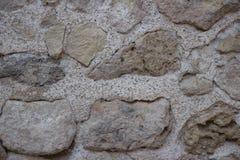 τεχνητός μπλε ελαφρύς τοίχος πετρών εθνικό verdure ανασκόπησης αφαίρεσης Στοκ Εικόνες