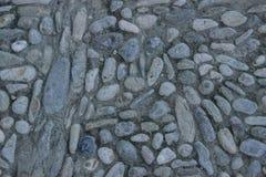 τεχνητός μπλε ελαφρύς τοίχος πετρών εθνικό verdure ανασκόπησης αφαίρεσης Στοκ εικόνες με δικαίωμα ελεύθερης χρήσης