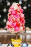 Τεχνητό δέντρο έλατου Στοκ Φωτογραφίες