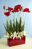 τεχνητό λουλούδι Στοκ Φωτογραφίες