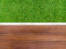Τεχνητό ξύλινο πάτωμα Στοκ Φωτογραφία