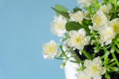 Τεχνητό λουλούδι της Jasmine Στοκ φωτογραφία με δικαίωμα ελεύθερης χρήσης