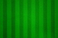 Τεχνητό πράσινο πεδίο χλόης Στοκ Φωτογραφία