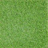 Τεχνητό πράσινο υπόβαθρο σύστασης χλόης Στοκ Φωτογραφίες