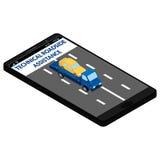 Τεχνική βοήθεια ακρών του δρόμου Στοκ Εικόνες