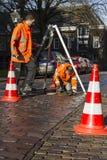Τεχνικοί εργαζόμενοι Στοκ εικόνες με δικαίωμα ελεύθερης χρήσης