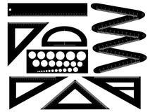 Τεχνικός εξοπλισμός σχεδίων Στοκ φωτογραφία με δικαίωμα ελεύθερης χρήσης