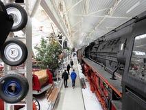 Τεχνικό μουσείο Speyer Στοκ Φωτογραφία