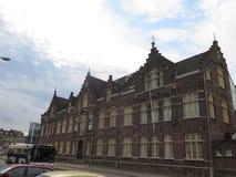 Τεχνικό σχολείο στο Μάαστριχτ στοκ εικόνα με δικαίωμα ελεύθερης χρήσης