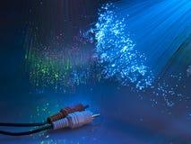 τεχνολογία ανασκόπησης Στοκ φωτογραφία με δικαίωμα ελεύθερης χρήσης