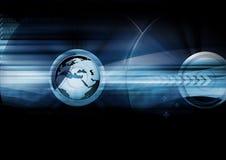 τεχνολογία ανασκόπησης Στοκ εικόνες με δικαίωμα ελεύθερης χρήσης