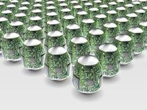 τεχνολογία αυγών Πάσχας hig Στοκ φωτογραφία με δικαίωμα ελεύθερης χρήσης