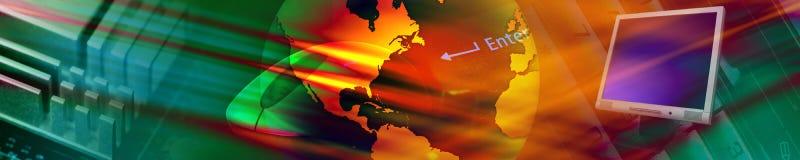 τεχνολογία εμβλημάτων Στοκ εικόνα με δικαίωμα ελεύθερης χρήσης