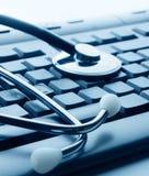 τεχνολογία ιατρικής Στοκ εικόνες με δικαίωμα ελεύθερης χρήσης