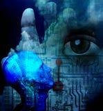 τεχνολογία ελεύθερη απεικόνιση δικαιώματος