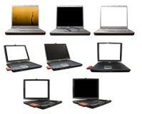 τεχνολογία lap-top υπολογι&sigm Στοκ Εικόνα