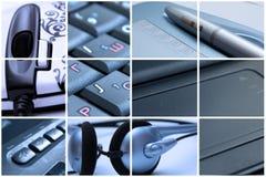 τεχνολογία montage Στοκ φωτογραφίες με δικαίωμα ελεύθερης χρήσης