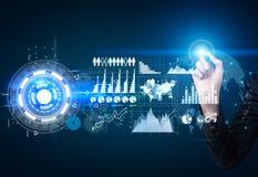 τεχνολογία έννοιας εικ&om στοκ φωτογραφίες