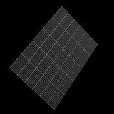 Τεχνολογία ηλιακών πλαισίων Στοκ φωτογραφία με δικαίωμα ελεύθερης χρήσης