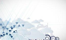 Τεχνολογία ολοκλήρωσης με τη φύση, ουρανός Καλύτερες ιδέες για την επιχείρηση ελεύθερη απεικόνιση δικαιώματος