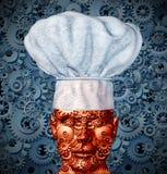 Τεχνολογία τροφίμων διανυσματική απεικόνιση