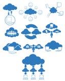 Τεχνολογία υπολογισμού σύννεφων Απεικόνιση αποθεμάτων