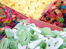 Τελ Αβίβ τα πολύχρωμα γλυκά 2011 Στοκ Φωτογραφία