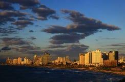 Τελ Αβίβ Στοκ εικόνες με δικαίωμα ελεύθερης χρήσης