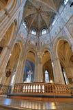 1270 τελειωμένη αρχισμένη εργασία της Ουψάλα 1435 καθεδρικών ναών κατασκευή Στοκ Φωτογραφίες