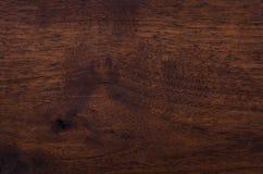 Τελειωμένο μαύρο ξύλο καρυδιάς Στοκ Φωτογραφίες