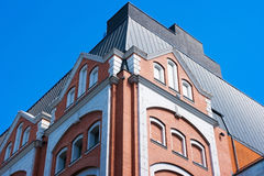 Τελευταίος όροφος του νέου κτηρίου Στοκ φωτογραφία με δικαίωμα ελεύθερης χρήσης