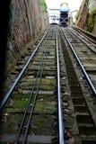 Τελεφερίκ σιδηρόδρομος στοκ φωτογραφίες με δικαίωμα ελεύθερης χρήσης
