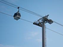 Τελεφερίκ σιδηρόδρομος Στοκ φωτογραφία με δικαίωμα ελεύθερης χρήσης