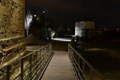 Τελικό del camino de madera Al Στοκ εικόνες με δικαίωμα ελεύθερης χρήσης