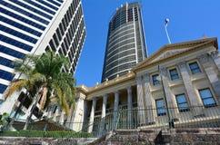 Τελωνειακό σπίτι - Μπρίσμπαν Queensland Αυστραλία Στοκ Εικόνες