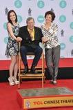 Τζέρι Λιούις & Danielle Sarah Lewis & SanDee Pitnick Στοκ Εικόνα