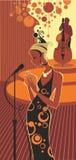 τζαζ διανυσματική απεικόνιση