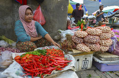 Τζακάρτα, Ιάβα, Ινδονησία Στοκ Εικόνες