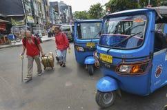 Τζακάρτα, Ιάβα, Ινδονησία Στοκ εικόνες με δικαίωμα ελεύθερης χρήσης