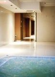 Τζακούζι Στοκ εικόνα με δικαίωμα ελεύθερης χρήσης