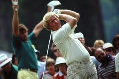Τζακ Νικλάους, παίκτης γκολφ PGA Στοκ φωτογραφίες με δικαίωμα ελεύθερης χρήσης