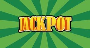 τζακ ποτ Στοκ φωτογραφία με δικαίωμα ελεύθερης χρήσης