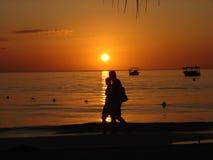 Τζαμάικα negril Στοκ φωτογραφία με δικαίωμα ελεύθερης χρήσης