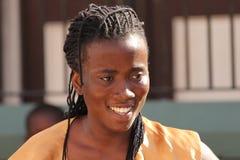 Τζαμαϊκανός εκτελεστής οδών Στοκ Εικόνα