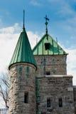 Τζιν Αγίου, πόλη του Κεμπέκ Στοκ φωτογραφία με δικαίωμα ελεύθερης χρήσης