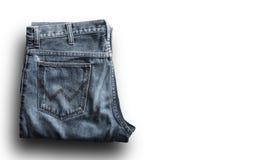 τζιν παντελόνι ανασκόπησης συμπαθητικό στοκ εικόνα με δικαίωμα ελεύθερης χρήσης