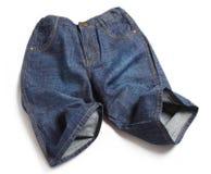 τζιν παντελόνι στοκ εικόνες