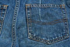 Τζιν παντελόνι στοκ φωτογραφίες